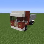 Flat Nose Dump Truck 2