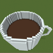Giant Coffee Cup