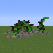 Green Fantasy Thorn 1