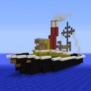 Hercules Tugboat