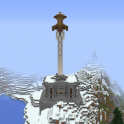 Huge Fantasy Monument 2