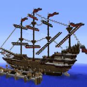 Huge Sailing Warship