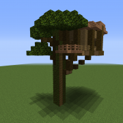 Jungle Small Tree House