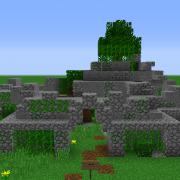 Jungle Temple Ruins