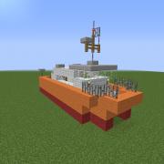 Marine Research Boat 3