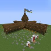 Medieval Army Base