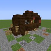 Medieval Caravan Cart 1