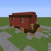 Medieval Caravan Cart 2