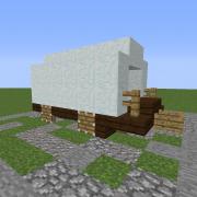 Medieval Caravan Cart 3