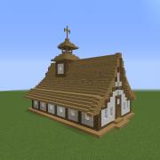 Medieval Colonial Church
