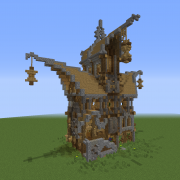 Medieval Fantasy Big House 1