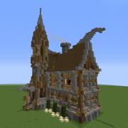 Medieval Fantasy Big House 3
