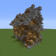 Medieval Fantasy Small House 2