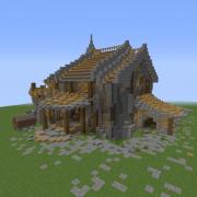Medieval Fantasy Storehouse