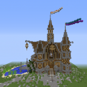 Medieval Fantasy Town Hall