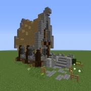 Medieval Farm House Unfurnished