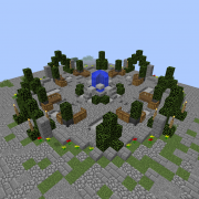 Medieval Island Village Park