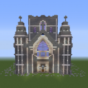 Medieval Kingdom Cathedral
