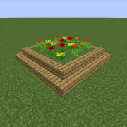 Medieval Kingdom Flower Bed