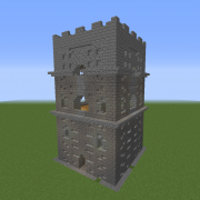 Medieval Kingdom Stone Tower