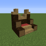 Medieval Kingdom Throne 2