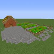 Medieval Kingdom Wheat Farm