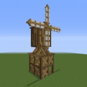 Medieval Kingdom Windmill