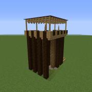 Medieval Kingdom Wooden Tower B