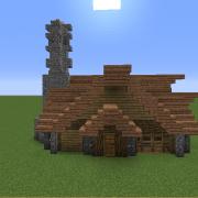 Medieval Rustic House