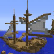 Medieval Sailing Ship 2