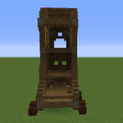 Medieval Siege Tower