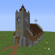 Medieval Small Church