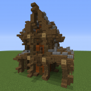 Medieval Small House 3