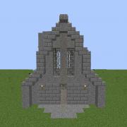 Medieval Stone Blacksmith