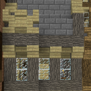 Medieval Tall House 3