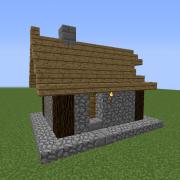 Medieval Tiny House 6