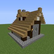 Medieval Tiny House 7