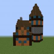 Medieval Tudor Inn