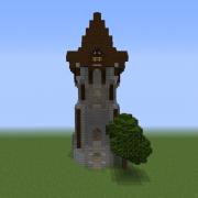 Medieval Wizzard Tower