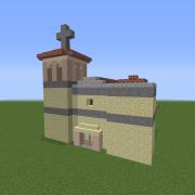 Mediterranean Medieval Church