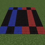 Medium Size Carpet Design 4