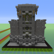 Search military base grabcraft your number one for Minecraft base blueprints