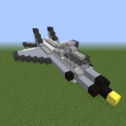Modern Fighter Plane