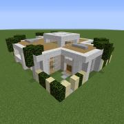 Modern One Bedroom House 2