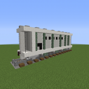Modern Railway Wagon 2
