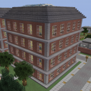 Modern Student Hostel