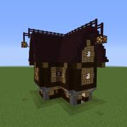 Nordic Midsize Unfurnished House 1