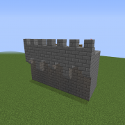 Oakshire Straight Wall