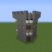 Oakshire Wall Tower