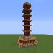 Old Chinese Tower